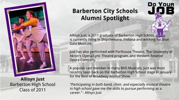 Alumni Spotlight for Dec
