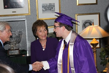 Judge Judy Speaks to BHS Class of 2018