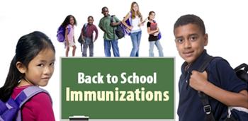 7th/12th grade Immunizations