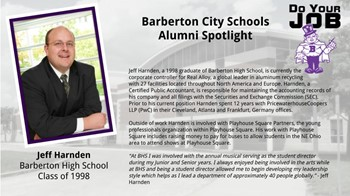 Alumni Spotlight for Jan
