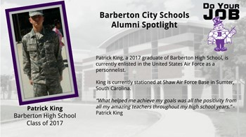 Alumni Spotlight for March