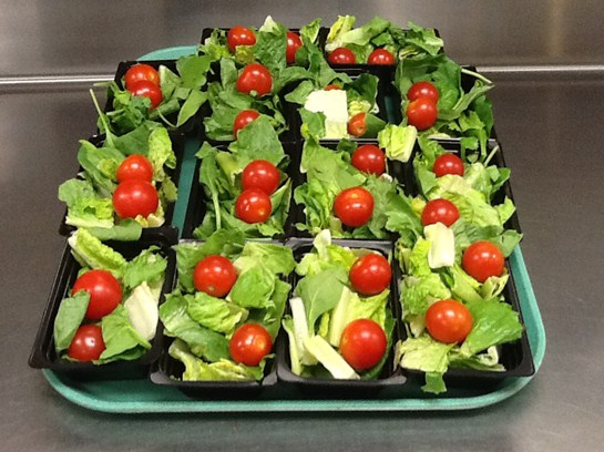 Lettuce not forget to eat our dark leafy greens!