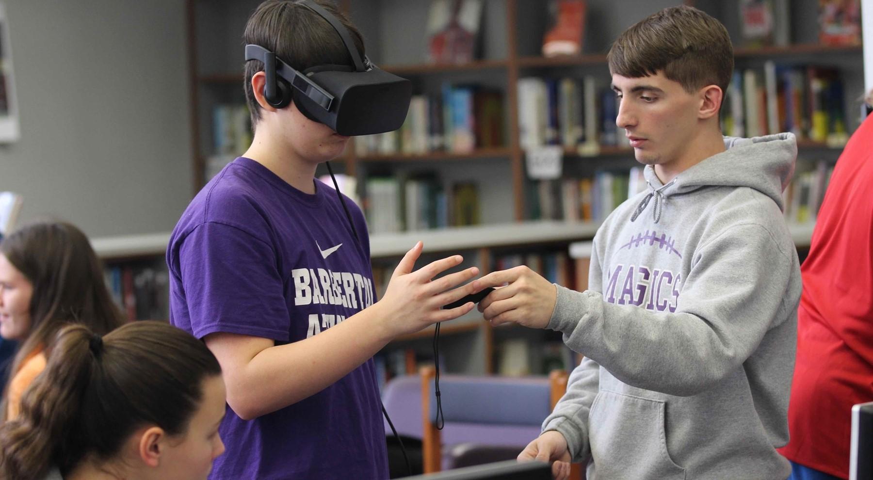 BHS VR Class