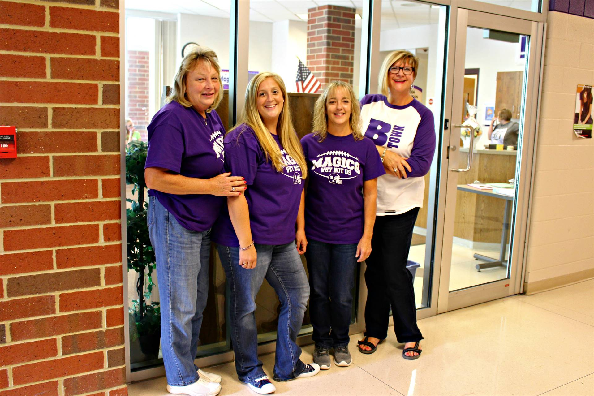 BMS Office Staff