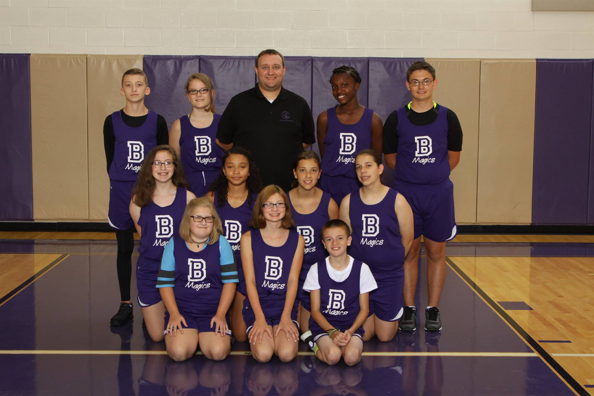 7/8th Grade Cross Country Team