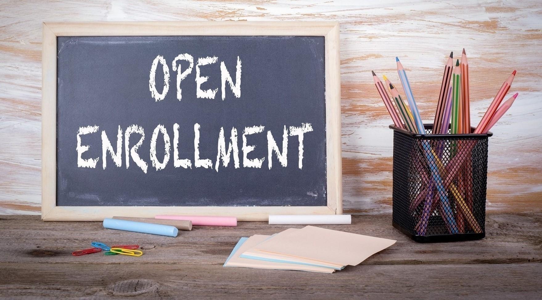 Open Enrollment Picture