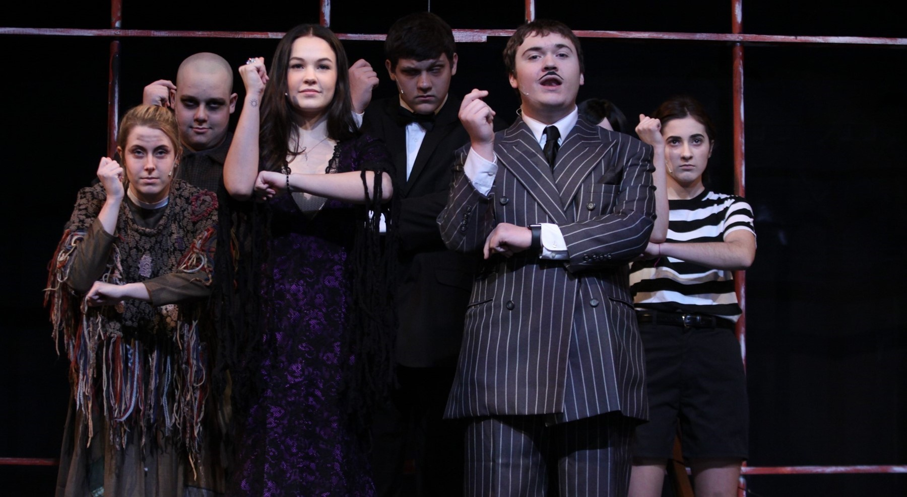 Addams Family Picture