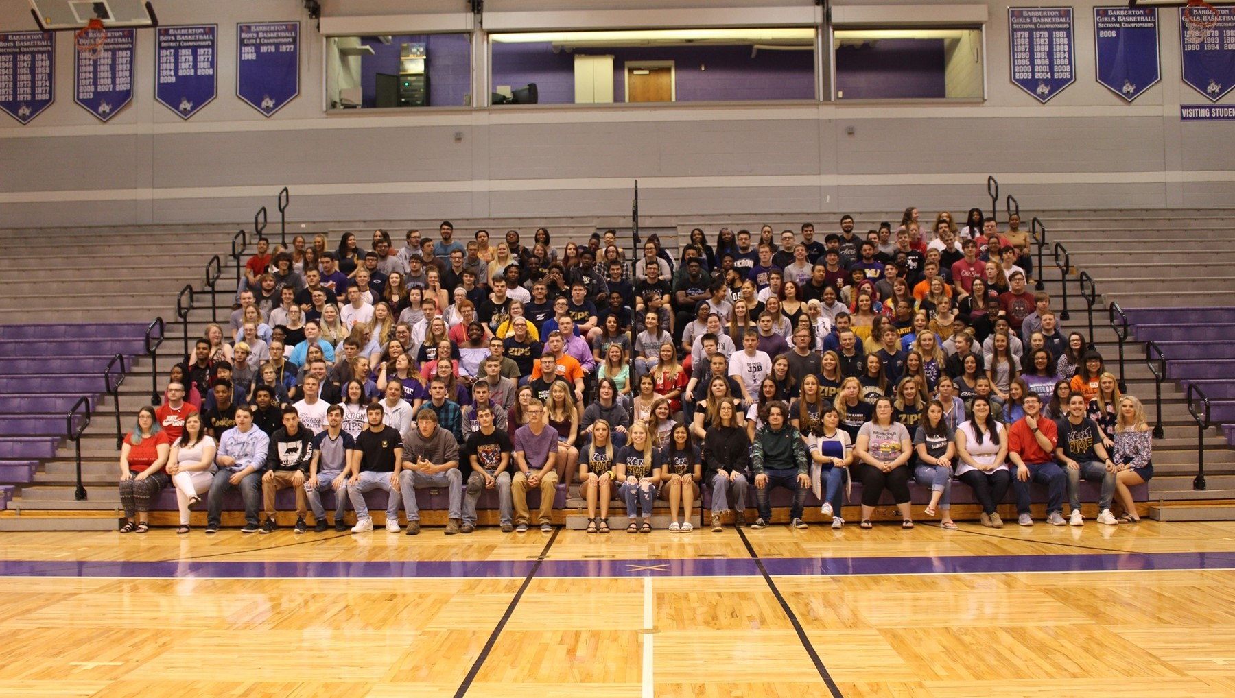 Senior Pano Picture