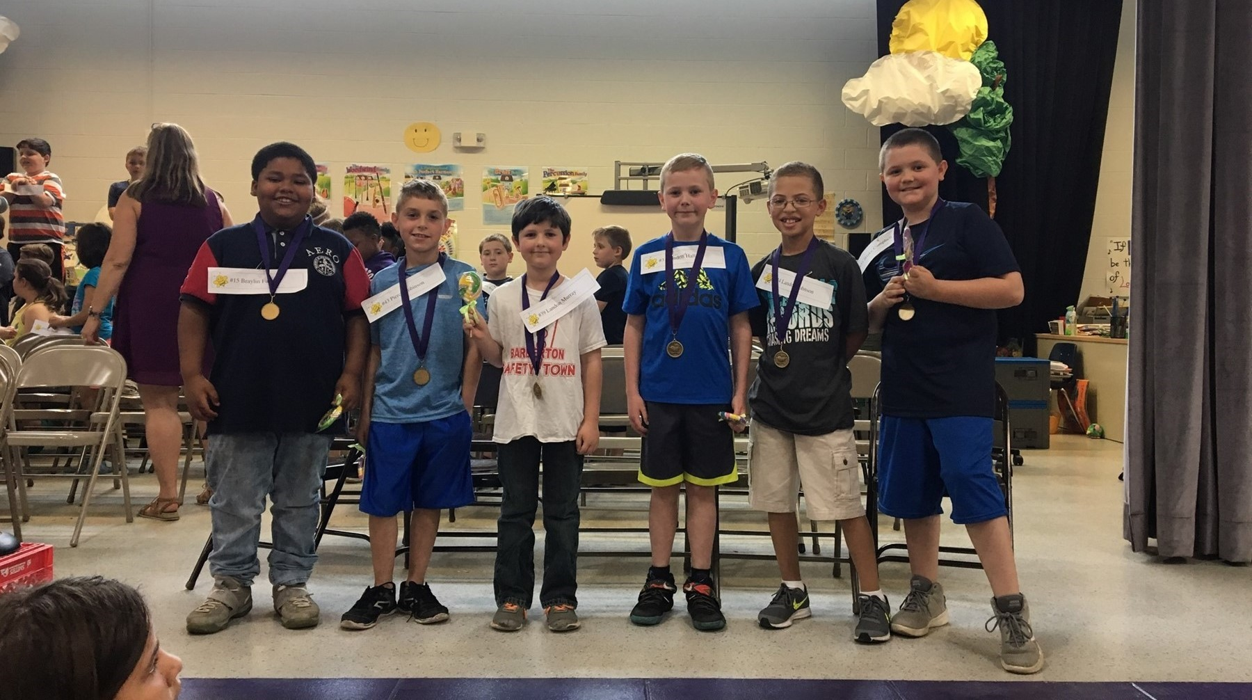 Spelling Bee Winners Pictures