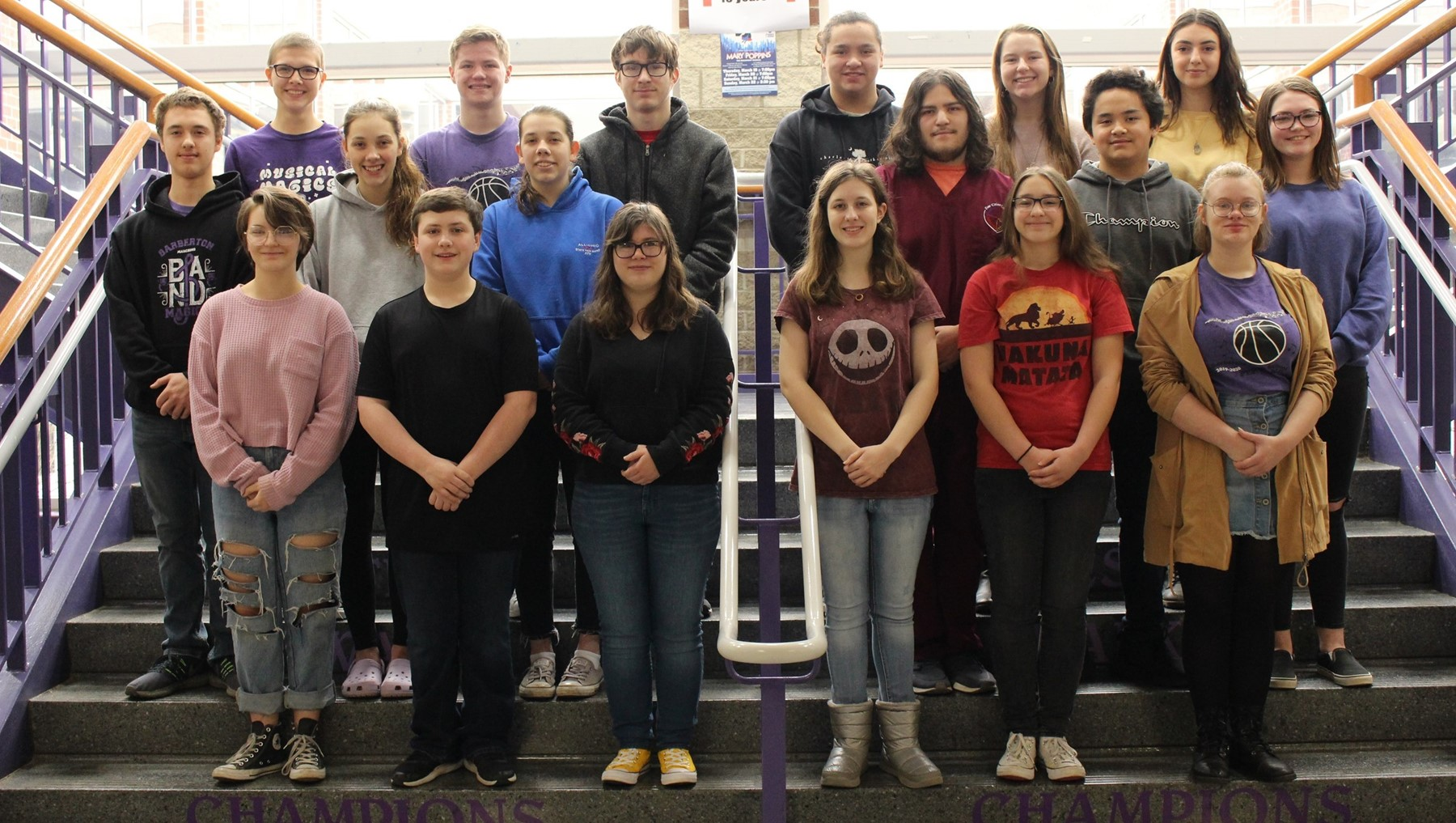 OMEA Solo and Ensemble Participants