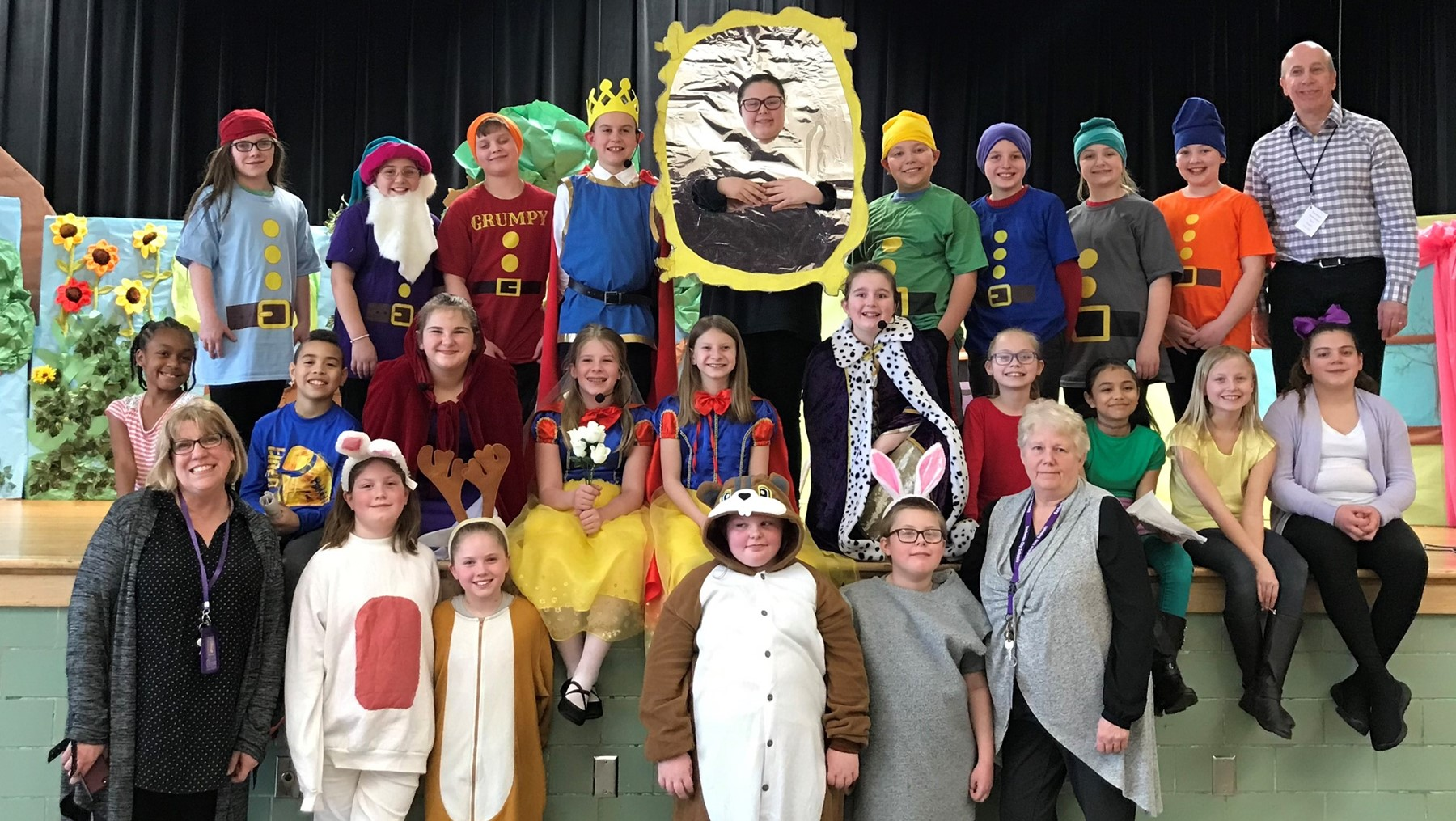 Eastside Players Present Snow White