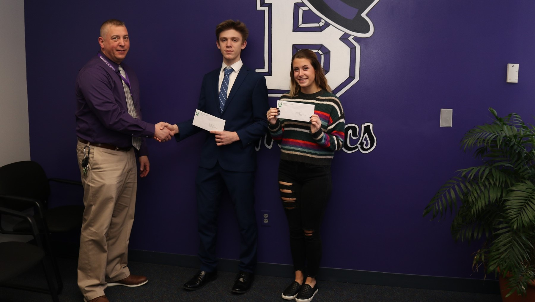 The Spectrum News Scholar Athlete Program recognizes exceptional public high school student athletes with academic scholarship awards of $1,000 each for use towards college expenses. Congratulations to Barberton High School Seniors Justin Alkire and Amelia Sebe for being named 2020 Spectrum News Scholar Athletes.