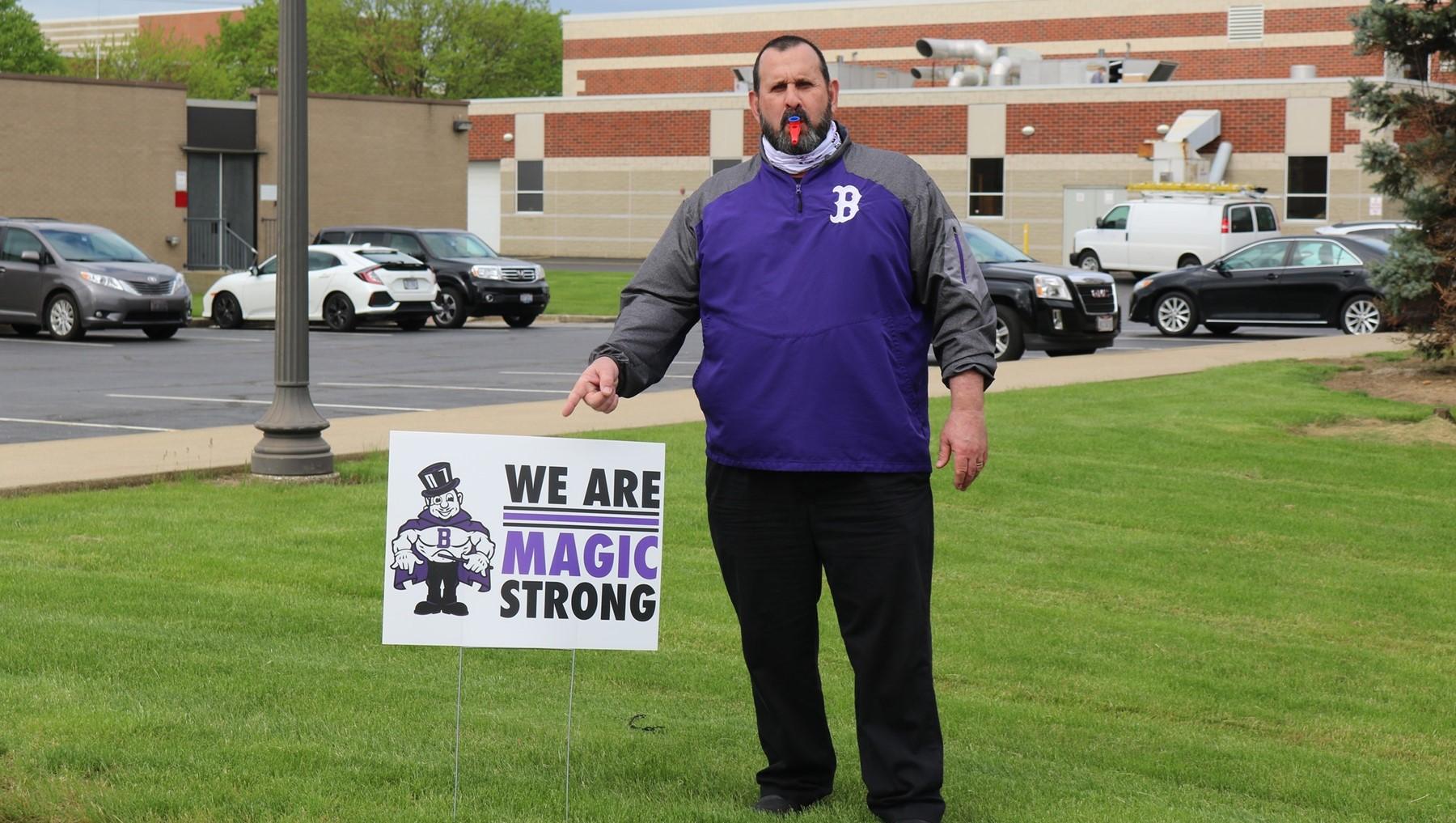 MAGIC STRONG!