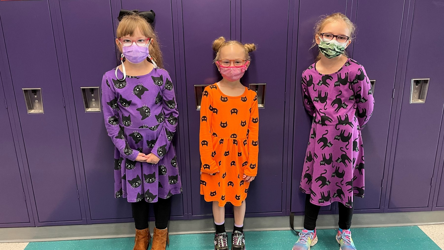Fall Triplets from Mrs. Soltis's 2nd grade class!