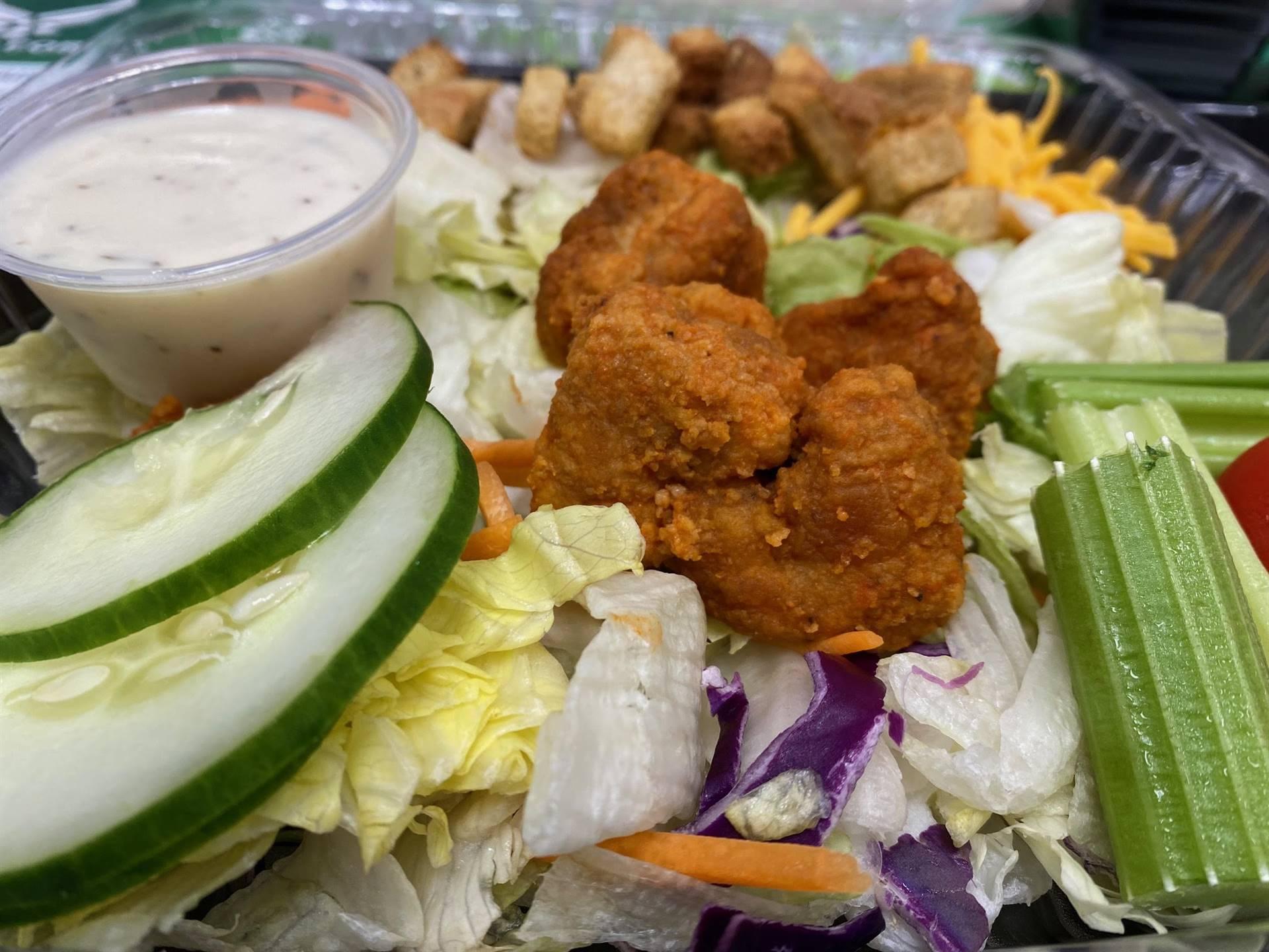 BMS Buffalo Chicken Salad