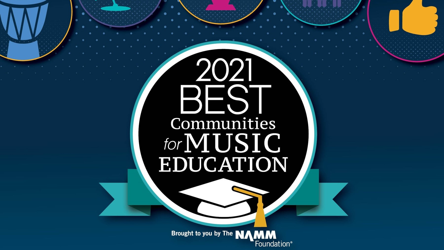 BCSD MUSIC EDUCATION RECEIVES NATIONAL RECOGNITION