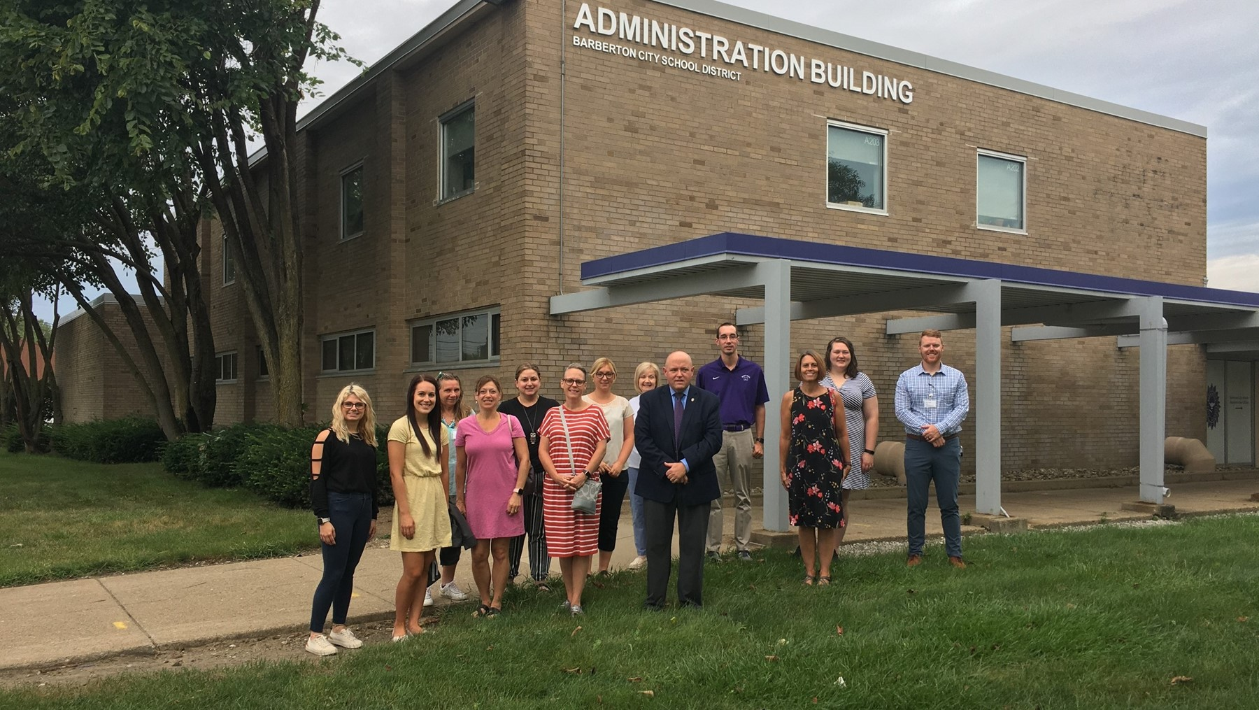 WELCOME NEW BCSD LICENSED STAFF!